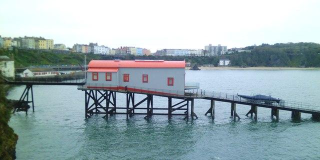Lifeboat-Station-Tenby-Gordon-Hatton